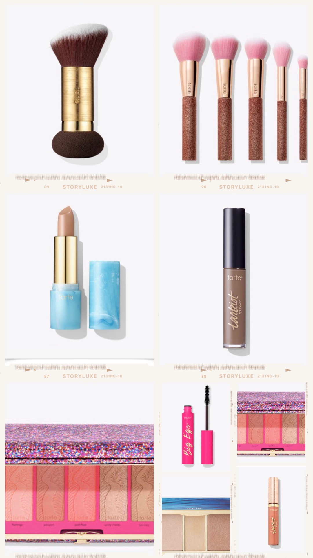 <center>TOP VEGAN BEAUTY UP TO 50% OFF SALE- TARTE</center>